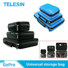 TELESIN Universal Storage Carry Bag Case box For GoPro & Other Action Camera US