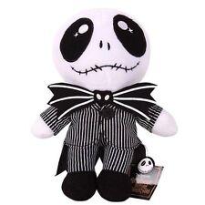 Hot The Nightmare Before Christmas Jack Skellington Plush Stuffed doll toy 23cm
