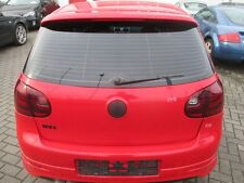 Heckklappe Dachspoiler VW Golf 5 tornadorot LY3D Klappe rot