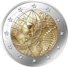 FRANKRIJK II 2020 - 2 euro - Medisch onderzoek/Recherche Médicale / BU-coincard