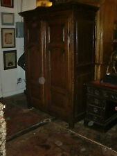 ANTIQUE FRENCH PROVINTIAL ARMOIRE COMMODE, CIRCA 1800 RARE