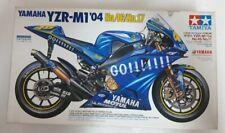 TAMIYA 1/12 YAMAHA YZR-M1 2004 #46 Valentino Rossi Kit Montaggio 14098