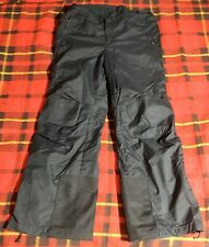 Vintage REI Womens SKI Snowboard Pants Snow Girls Sz XL 18 Lined Black