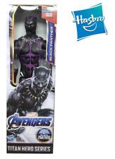 12' Marvel Avengers Titan Hero Power FX Black Panther Endgame Action Figure Toy