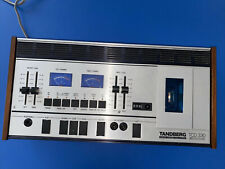 VintageTandberg Tcd 330 Cassette Deck - Used in Excellent Condition