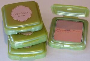 X 4   Dandelion benefit Brightening Face Powder Blush Mini (3g/ 0.1 oz)
