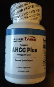 Active Hexose Correlated Compound AHCC 1000mg IMMUNE SYSTEM BOOSTER 12/2022