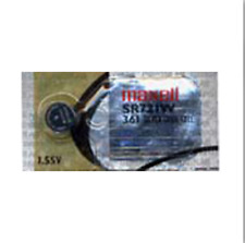 MAXELL HOLOGRAM SR721SW 361/362 SILVER OXIDE WATCH BATTERY