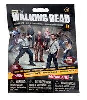 1 x Human Blind Bag S2 Figur The Walking Dead Building Set MBS 14609 McFarlane