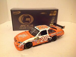 JOEY LOGANO- #20 HOME DEPOT 2009 TOYOTA CAMRY --RCCA CLUB CAR--1 OF 300-PREOWNED