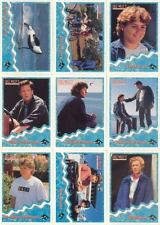 COMPLETE BASE SET OF  FREE WILLY 2  TRADING CARDS