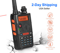 All-In-One Weather Radio | NWS NOAA | +2-Way Radio +Police Scanner | UHF/VHF/FM