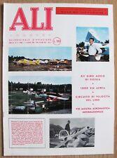 ALI NUOVE N.15 del 1960 - Rivista di AVIAZIONE AERONAUTICA* - OTTIMA