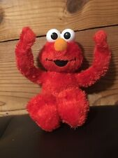 "Sesame Street 12"" PEEK-A-BOO ELMO Plush Talking Doll HASBRO 2013"