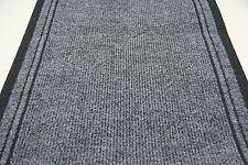Inca Grey -Hall / Stair Carpet Runner For Narrow Staircase Modern Hard Wearing