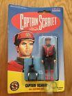 Captain Scarlet Figure (Vivid Imaginations), 1993.