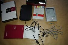 Sony Ereader PRS-300 500MB, Wi-Fi, 5in Silver Pocket Edition