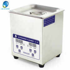 Skymen Stainless Industry Ultrasonic Cleaner Jewelry Tableware Watch JP-010S 2L
