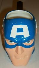 Applause Vintage Marvel Comics Universe Captain America Collectible Figural Mug