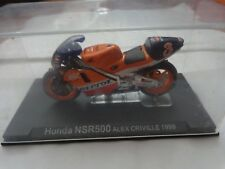 1/24 DEAGOSTINI IXO - HONDA NSR500 ALEX CRIVILLE 1999 DIECAST MOTO GP BIKE