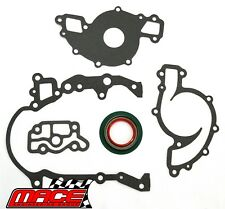 TIMING COVER GASKET KIT FOR HOLDEN COMMODORE VN VG VP VR BUICK LN3 L27 3.8L V6
