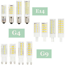 G4 G9 E14 LED Corn Bulb 220V Lamp 5W 6W 7W 9W 2835 SMD Lights Replace Halogen