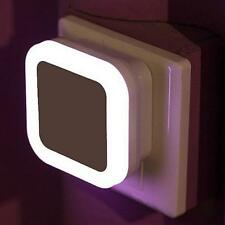 Light Controlled Square LED Wall Night Lamp Bedroom Night Light