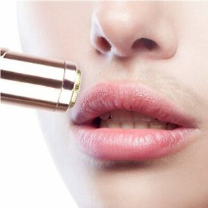Mini Electric Hair Remover Painless Safety Lipstick Shape Body Facial Neck Leg