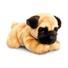 Keel Toys Pug Soft cuddly Toy Dog 30cm called Reggie