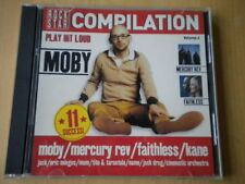 Play hit loud v. 4 Rockstar CDMoby Mercury Rev Faithless Kane Mingus Jack Drag