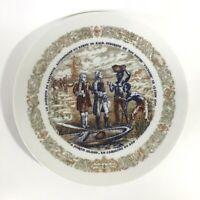 """Henri D'Arceau & Fils Collectors Plate Assiette De Limoges France 8 1/2"""""""