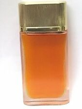 GOLD MUST De Cartier By Cartier Eau De Parfum 3.3 Oz 100 Ml For Women UNBOXED