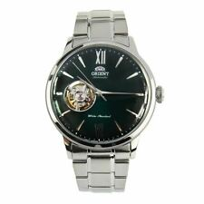 Orient Mens Analogue Automatic Watch With Stainless Steel Strap Ra-ag0026e10b