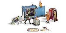 Ravensburger Tiptoi Mini-Spielewelt Feuerwehr Spielzeug Lernspiel Kinder