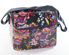 NWT Vera Bradley Stay Cooler Lunch Box in Midnight Wildflowers