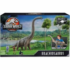 "Jurassic World Legacy Collection Brachiosaurus Dinosaur Toy Figure 28"" New Nib"