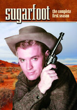 Sugarfoot - Sugarfoot: The Complete First Season [New DVD] Full Frame, Mono Soun
