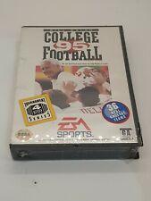 Sealed Mega Drive - Bill Walsh College Football 95 - Sega Genesis Game - Retro