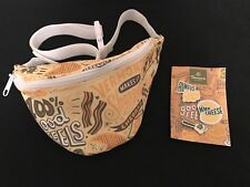 New Panera St. Louis Bread Company Mac & Cheese Fanny Pack, Lapel Pins, Giveaway