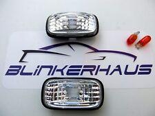 CLEAR Nissan Almera Primera Skyline GT-R Pathfinder Side Repeaters Indicators