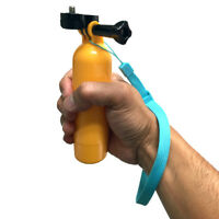 Refuelergy Floaty Hand Grip with Adapter Mount for GoPro Sony Action Cameras