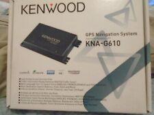 BRAND NEW IN THE BOX KENWOOD KNA-G610 NAVI MODULE