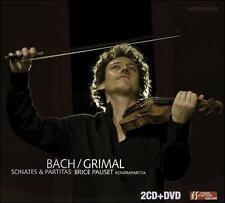 Bach/Pauset: Sonates and Partitas (CD & DVD), New Music