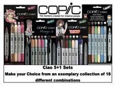 Copic Set Pens & Markers for Artists