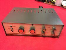 Lincoln Stereo EL84/6BQ5 Tube Amplifier Model L24