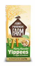 Supreme Tiny Friends Harry Hamster Yippees With Apple Sweetcorn 120g X7