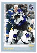 2000 2001 00/01 TOPPS...TEAM SET...LOS ANGELES KINGS...9 CARDS...BLAKE PALFFY
