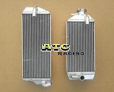 Aluminum Radiator for SUZUKI RMZ250 RMZ 250 RM-Z250 07 08 09 2007 2008 2009