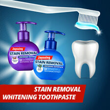 Jaysuing NEW Stain Removal Whitening Toothpaste Fight Bleeding Toothpaste p6