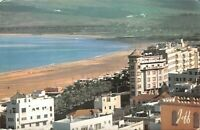 Mid-Century Tangier Beach - Scenic Morocco - Vintage POSTCARD
